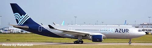 仏航空会社「エーグル・アズール」が破産申請、全便運航停止