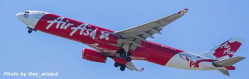 エアアジアが名古屋・東京発着の5路線休止、航空機返却で