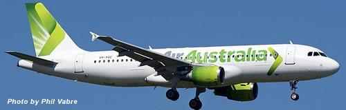 豪格安航空のエア・オーストラリアが運航停止し会社管理を申請