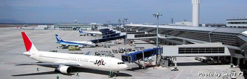 中部国際空港の12年3月期は純損益2億円の赤字見通し