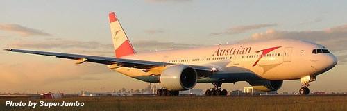 オーストリア航空が日本路線から撤退、円安で採算悪化