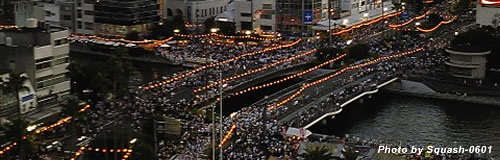阿波おどり主催の「徳島市観光協会」に破産開始決定
