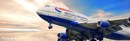 英国航空が1000人の希望退職者募集と3000人のパート移行
