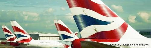 英国航空が4万人の従業員に1ヶ月の「タダ働き」を要請