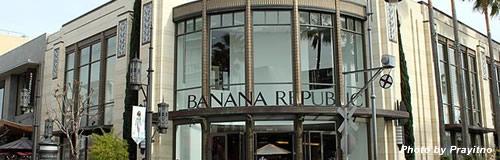 米ギャップがイギリスの「バナナ・リパブリック」を全店閉鎖へ