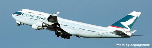 香港の「キャセイパシフィック航空」が600名の削減へ