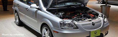 米電気自動車メーカー「コーダ」が破産法第11章を申請