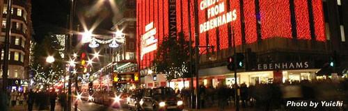 英百貨店「デベナムズ」が22店舗を閉鎖、経営再建の一環