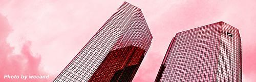 ドイツ銀行が1万8000名の人員削減へ、全従業員の約2割