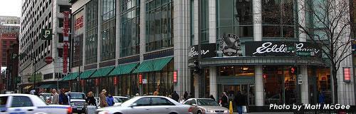 倒産した「エディーバウアー」を投資会社が270億円で買収
