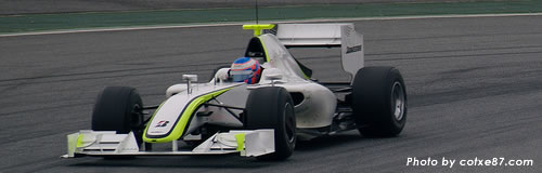 旧ホンダF1チーム、09年シーズンの存続決定「ブラウンGP」