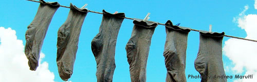 長野の靴下製造「篠田繊維」が自己破産を申請し倒産