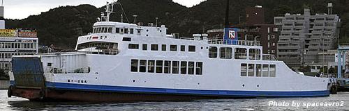 岡山のフェリー運航会社「津国汽船」が自己破産申請し倒産