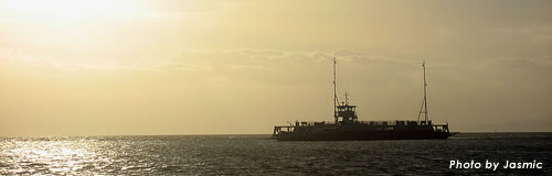 山口のカーフェリー「防予汽船」が民事再生法を申請