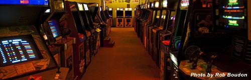 岩手のゲームセンター経営「レジャーエース」が破産申請し倒産