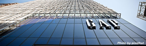 米アパレル大手の「ギャップ」が北米にて約200店舗を閉鎖へ