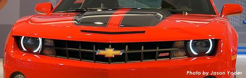 米GMが主力ブランド「シボレー」を欧州から撤退