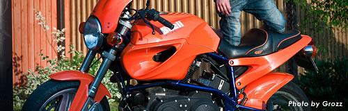 ハーレーがスポーツバイク「ビューエル」を製造停止し撤退へ
