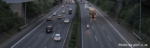 ETC割引の影響で中日本高速道路の料金収入が減少