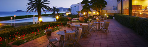 鴨川グランドホテルの19年3月期は2億円の赤字へ、一時休館