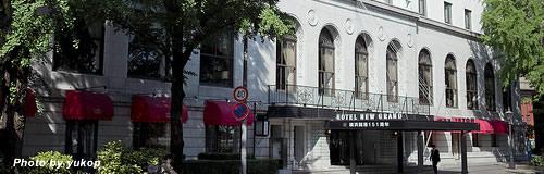 ホテル、ニューグランドの17年11月期は40億円の最終赤字へ