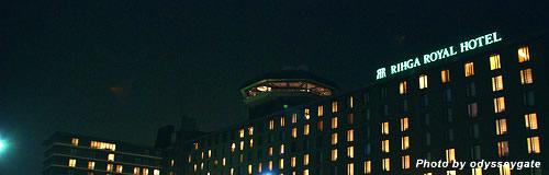 ロイヤルホテルの12年3月期は純損益77.50億円の赤字見通し