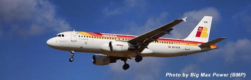 スペインの航空大手「イベリア航空」が4500名の人員削減へ