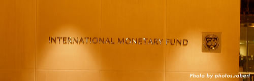 IMFが日本の経済成長率を0.7ポイント下方修正、先進国で最悪