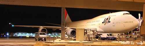 JALが企業再生支援機構に支援要請、債務残は6692億