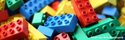 ブロック玩具の「レゴ」が1400名の人員削減へ、約8%相当