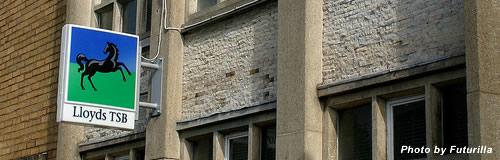 英「ロイズ銀行」が5,000名の追加削減、09年で累計1万人