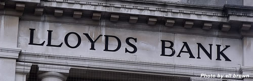 英「ロイズ銀行」、公的資金6割注入で事実上の国有化へ
