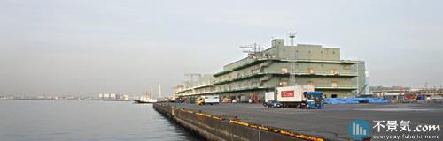 大東港運が大阪の三突出張所を閉鎖、台風被害で