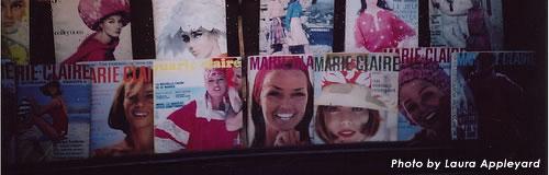 女性ファッション誌「マリ・クレール」が休刊へ
