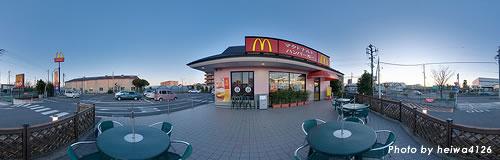 マクドナルドの11月既存店売上高が10.4%減、客数14.4%減