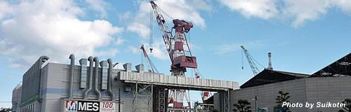 三井E&Sが火力発電土木工事から撤退、商船新造も縮小