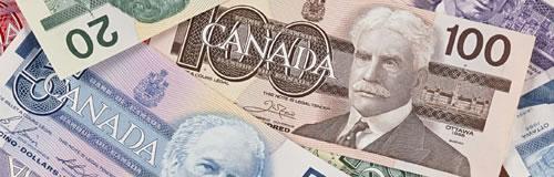 カナダ中央銀行、政策金利を過去最低の0.5%へ利下げ