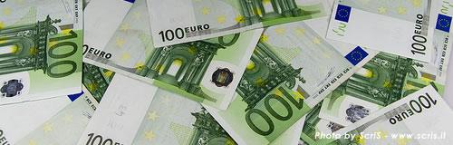 ユーロ圏では景気減速基調です