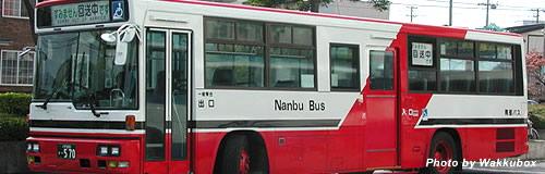 青森・八戸の「南部バス」が民事再生法申請、負債26億円
