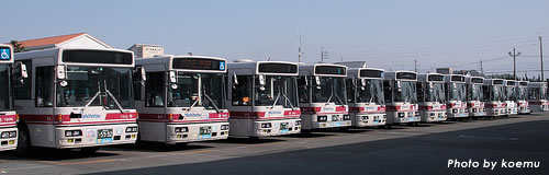 西日本鉄道の「西鉄バス」が不採算114路線の廃止・減便へ