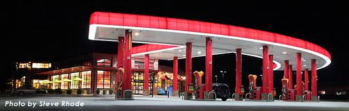 ガソリン価格が106円まで下落、しかし原油先物は上昇基調
