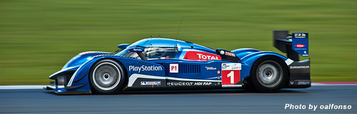 仏プジョーが「ル・マン24時間」などの耐久レースから撤退