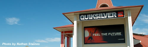 米サーフブランド「クイックシルバー」が破産法第11章を申請