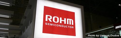 電子部品の「ローム」が子会社清算し、正社員100人解雇へ