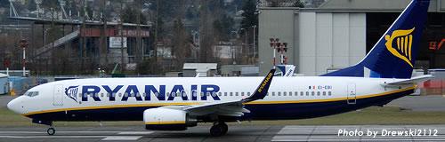 格安航空のライアンエアーが「立乗り席」を導入か、安全試験へ