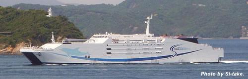 高速船リースの「テクノ・シーウェイズ」が破産開始決定受け倒産