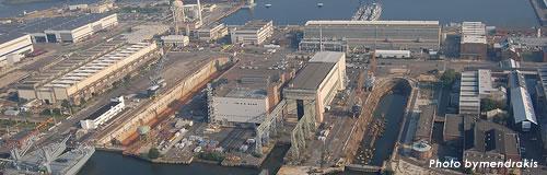 広島の造船業「大西組造船所」が民事再生法を申請