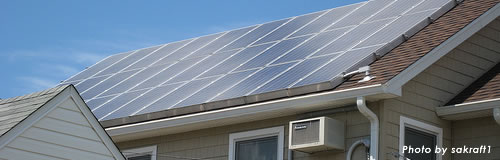 積水ハウスが太陽光発電導入の割引制度、普及目指す