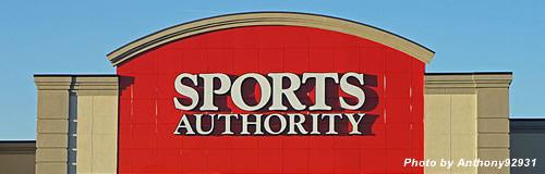 米スポーツ用品チェーン「スポーツオーソリティー」が破産法申請