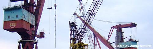 佐世保重工業の14年3月期は純損益36億円の赤字見通し